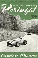 Campeonato Do Mundo De Conductores, Grande Premio De Portugal 1959 | Posters & Prints