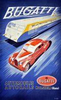 Bugatti Automobiles Autorails | Posters and Prints