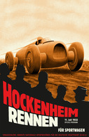 Hockenheim Rennen Fur Auto | Posters and Prints