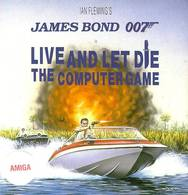 Ian Fleming's James Bond 007 in Live & Let Die : The Computer Game | Video Games