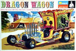 Dragon Wagon | Model Car Kits