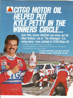 Citgo motor oil helped put kyle petty in the winner%2527s cir ...cle print ads 71acd719 f626 4e06 a381 e28f4e5abed3 medium