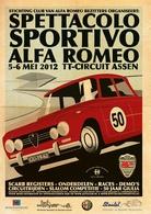 Spettacolo Sportivo Alfa Romeo | Posters and Prints