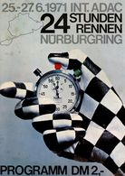 24 Stunden Rennen Nurburgring | Posters and Prints