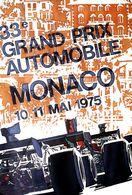 33e Grand Prix Automobile Monaco | Posters and Prints