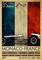 Monaco-France 2014 Formula 1 Monaco Grand Prix | Posters and Prints