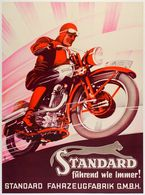 Standard: Fuhrend Wie Immer! | Posters and Prints
