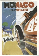 Monaco - 19 Avril 1931 | Posters and Prints