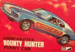 Connie Kalitta's Bounty Hunter Funny Car | Model Car Kits