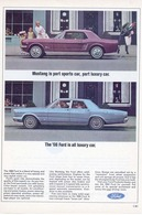 Mustang is part sports car%252c part luxury car. the %252766 ford is all luxury car. print ads 3034e1a1 dde4 4bdd a717 3e71dc53bc5e medium