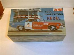 Full Competition Rebel | Model Car Kits