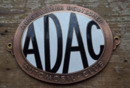 ADAC Badge | Car Badges