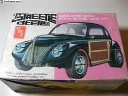 Volkswagen Streetle Beetle | Model Car Kits