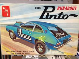 FORD Pinto Runabout | Model Car Kits