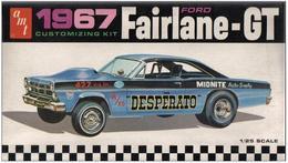 1967 Ford Fairlane GT | Model Car Kits