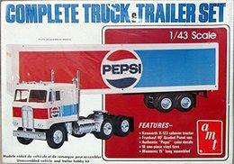 Complete Truck & Trailer Set | Model Truck Kits