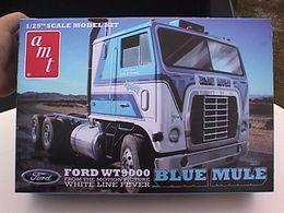 Blue Mule | Model Truck Kits