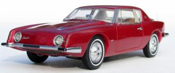 1963 Studebaker Avanti Supercharged  | Model Cars