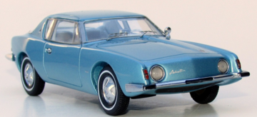 1963 Studebaker Avanti Supercharged Tribute Edition | Model Cars