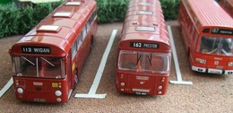 Leyland Leopard BET Six Bay Single Deck | Model Buses