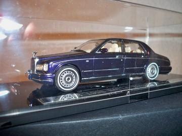 1998 Rolls Royce Silver Seraph | Model Cars