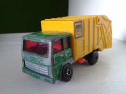 Matchbox  refuse truck model trucks dd32c251 d0eb 4ede 9b84 e0db278e8b5c medium