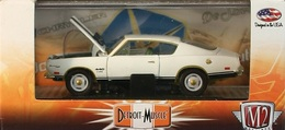 1968 Plymouth Barracuda Hemi | Model Cars
