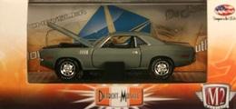 1971 Plymouth Cuda | Model Cars