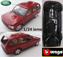 Bburago 1%253a24 land rover range rover 2nd generation model trucks b09dec1e 815f 4aff 9555 adf73a227625 medium