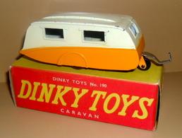 Dinky toys caravan model trailers and caravans 0bfc5fbb 562c 44c4 bb58 c003fb8ecb63 medium