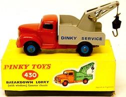 Dinky toys dinky toys breakdown lorry %2522commer superpoise%2522. model trucks cee65222 0ac5 4ef1 8638 0a8932e0e01d medium