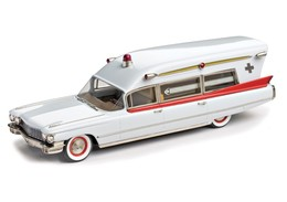 Fairfield collectibles 1960 miller meteor cadillac ambulance model cars 7dcfbfc0 4e0a 48cf 9a38 01ace960f0bf medium