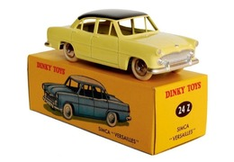 Editions atlas dinky toys collection simca versailles model cars 0b6ac271 c342 4fa4 bb7b 15323e75e896 medium