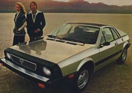 Lancia Scorpion | Cars | Lancia Scorpion