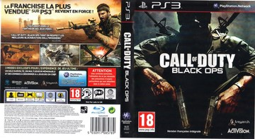 Call Of Duty : Black Ops | Video Games