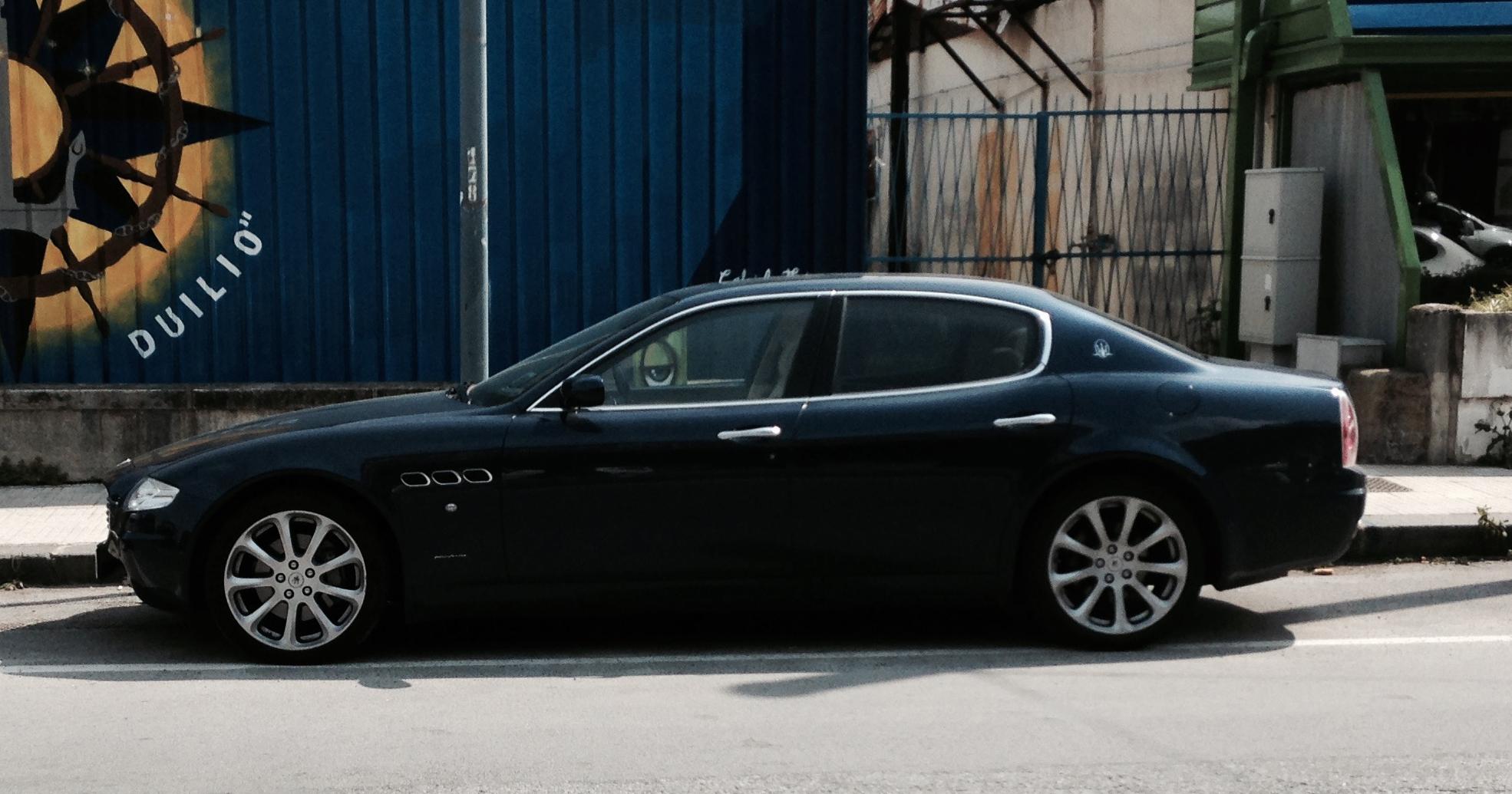Maserati Quattroporte V Cars Hobbydb