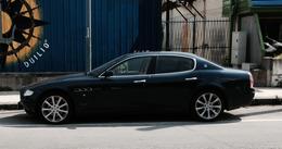 Maserati Quattroporte V | Cars | Maserati Quattroporte V