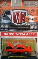 1969 Pontiac GTO Judge | Model Cars