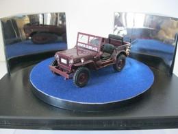 Jeep Willys | Model Trucks