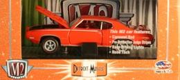 1969 Pontiac GTO | Model Cars