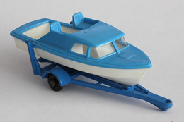 1966 Boat And Trailer | Model Ships and Other Watercraft