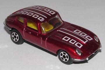 Jaguar E-Type 2+2 | Model Cars
