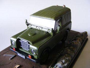 Land Rover '85' Series 3 88 SWB Tilt   Model Trucks