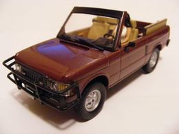 Land Rover '72' Range Rover Convertible | Model Trucks