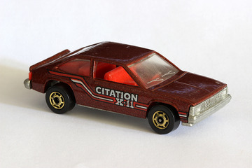 Chevy Citation | Model Cars