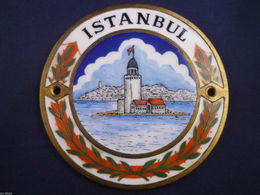 Istanbul Car badge | Car Badges