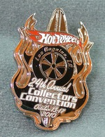 Hot Wheels 2010 Convention Pin | Pins and Badges