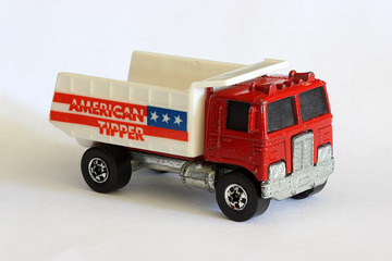 American Tipper | Model Trucks