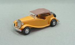 MG TD | Model Car Kits