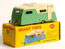 Dinky toys 4 berth caravan model trailers and caravans 4e2469dd 6c3c 410c 8277 22815ce728e3 medium